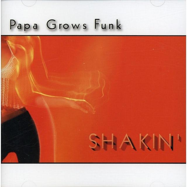 Papa Grows Funk SHAKIN CD