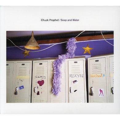 Chuck Prophet SOAP & WATER CD