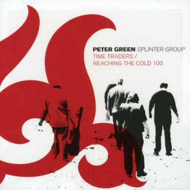 Peter Green TIME TRADERS / REACHING THE COLD 100 CD