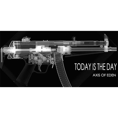 Today Is The Day AXIS OF EDEN CD