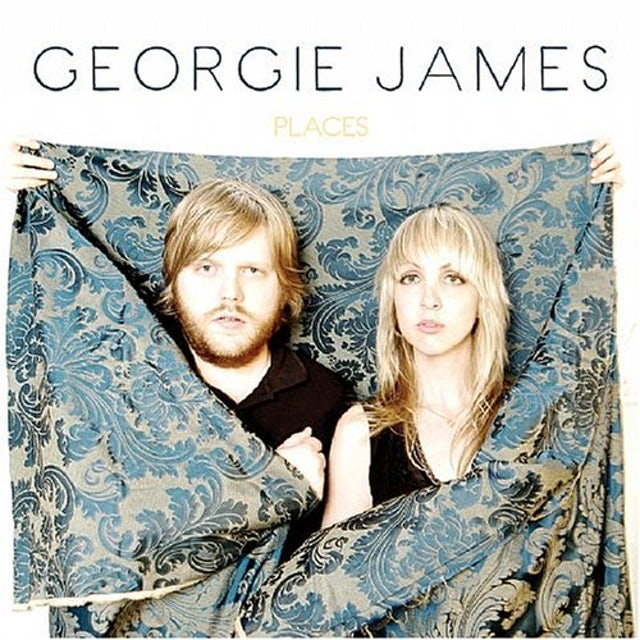 Georgie James PLACES Vinyl Record