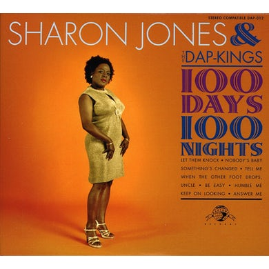 Sharon Jones 100 DAYS 100 NIGHTS CD