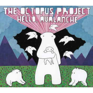 The Octopus Project HELLO AVALANCHE CD