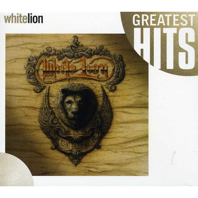 BEST OF WHITE LION CD