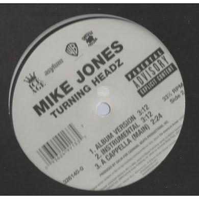 Mike Jones TURNIN HEADS Vinyl Record