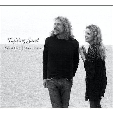 Robert Plant RAISING SAND Vinyl Record
