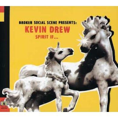 Broken Social Scene SPIRIT IF CD