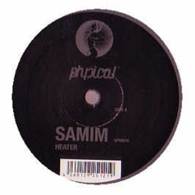 Samm HEATER Vinyl Record