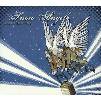 Over The Rhine SNOW ANGELS CD