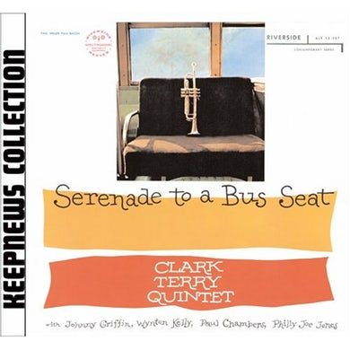 Clark Terry SERENADE TO A BUS SEAT CD
