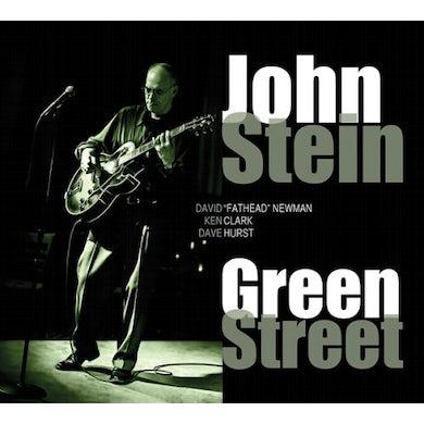 John Stein GREEN STREET CD