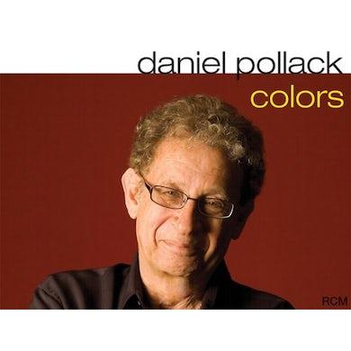 Daniel Pollack COLORS - MUSIC OF SCHUMANN & LISZT CD