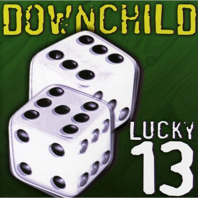 Downchild LUCKY 13 CD