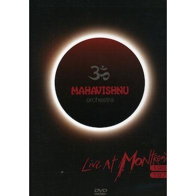 Mahavishnu Orchestra LIVE AT MONTREUX 1974 1984 DVD
