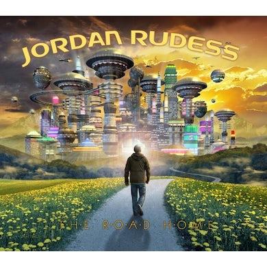 Jordan Rudess ROAD HOME CD