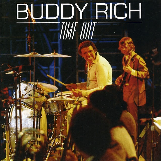 Buddy Rich TIME OUT CD