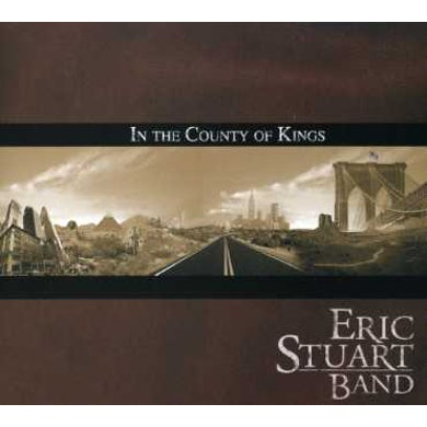 Eric Stuart IN THE COUNTY OF KINGS CD