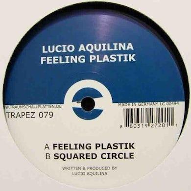 Lucio Aquilina FEELING PLASTIK Vinyl Record