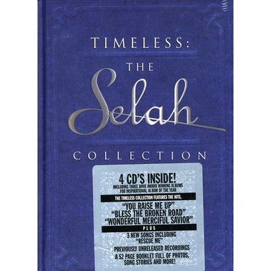 TIMELESS: THE SELAH COLLECTION CD