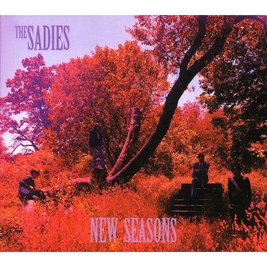 The Sadies NEW SEASONS CD