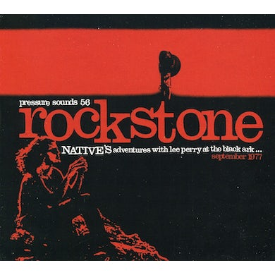 Lee Scratch Perry ROCKSTONE: NATIVE'S ADVENTURES WITH LEE PERRY AT CD