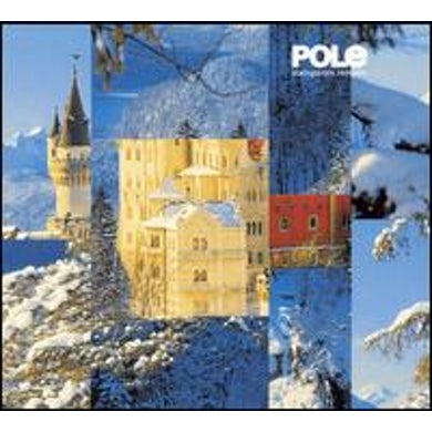 Pole STEINGARTEN REMIXES (EP) Vinyl Record
