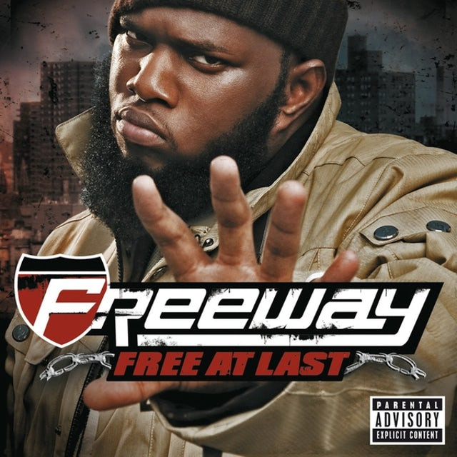 Freeway FREE AT LAST (Vinyl)