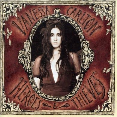 Vanessa Carlton HEROES & THIEVES CD