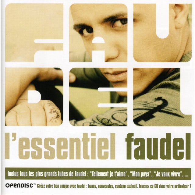 Faudel L'ESSENTIAL CD