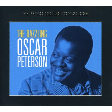 DAZZLING OSCAR PETERSON CD