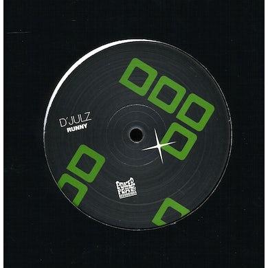 D'Julz RUNNY Vinyl Record