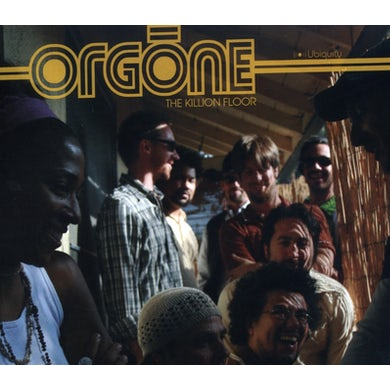 Orgone KILLION FLOOR CD