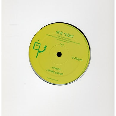 Shit Robot CHASM Vinyl Record