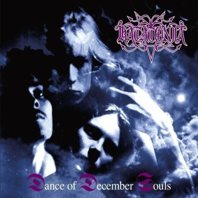 Katatonia DANCE OF DECEMBER SOULS CD