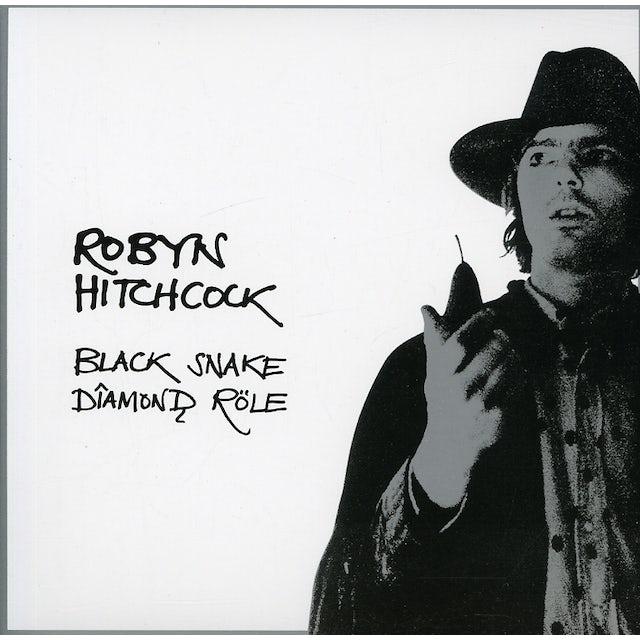 Robyn Hitchcock BLACK SNAKE DIAMOND ROLE CD