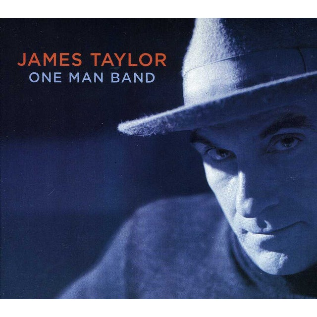 James Taylor ONE MAN BAND CD