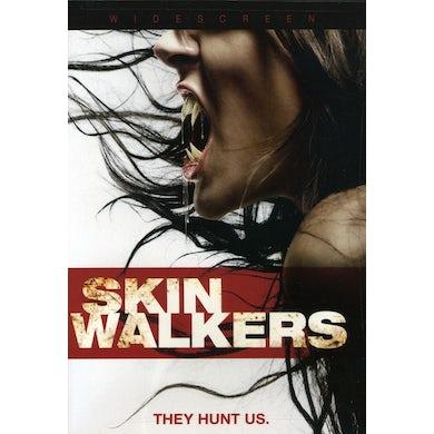 SKINWALKERS (2006) DVD