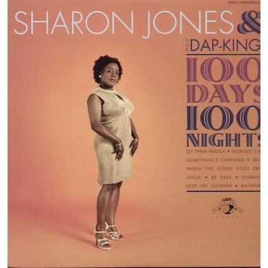 Sharon Jones & The Dap-Kings 100 DAYS 100 NIGHTS Vinyl Record