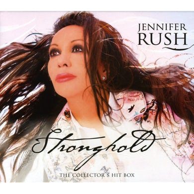 Jennifer Rush STRONGHOLD CD