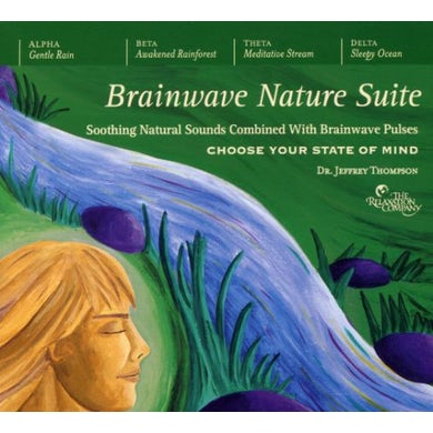 Jeffrey Thompson BRAINWAVE NATURE SUITE CD
