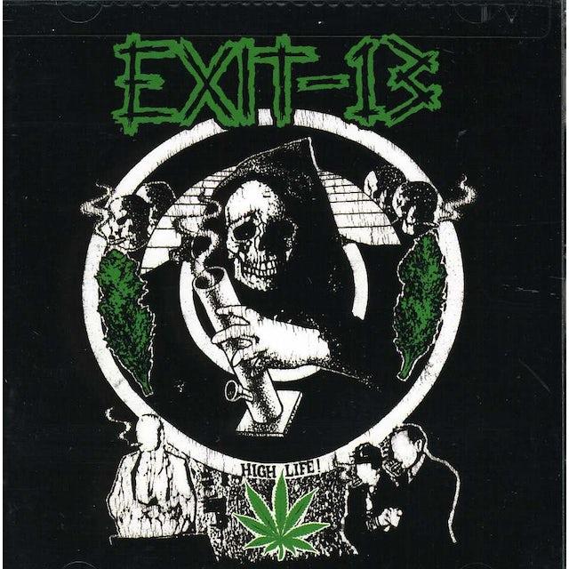 Exit 13 HIGH LIFE CD