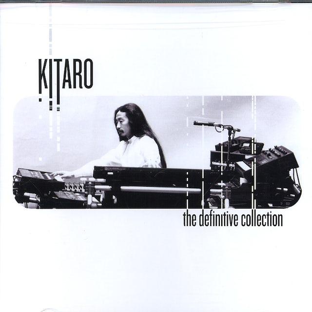 Kitaro DEFINITIVE COLLECTION CD
