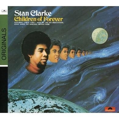 Stanley Clarke CHILDREN FOREVER CD