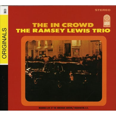 Ramsey Lewis IN CROWD CD