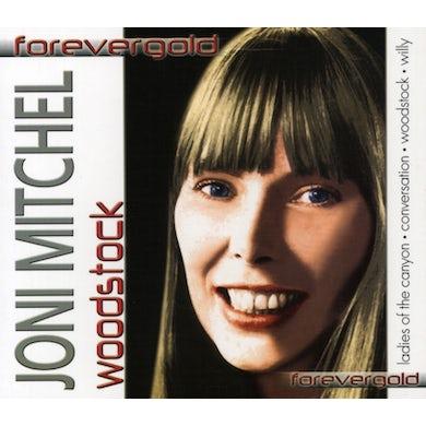 Joni Mitchell WOODSTOCK CD