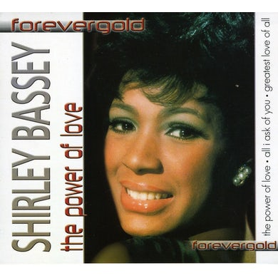 Shirley Bassey POWER OF LOVE CD