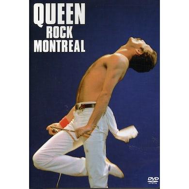 QUEEN ROCK MONTREAL DVD