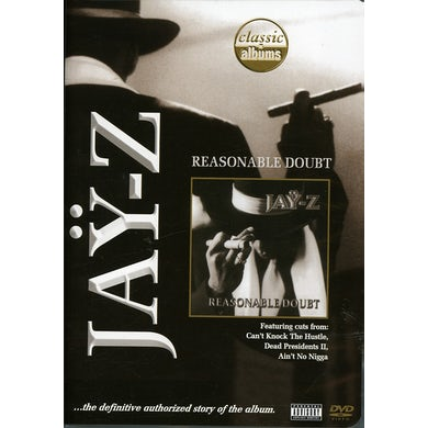 Jay Z CLASSIC ALBUM: REASONABLE DOUBT DVD
