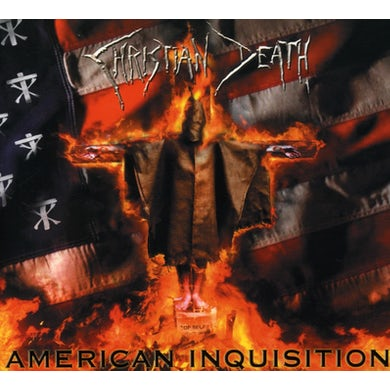 Christian Death AMERICAN INQUISITION CD