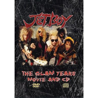 Jetboy GLAM YEARS DVD